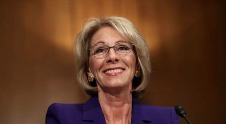 Sec. of Education Betsy Devos