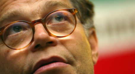 Franken becoming Dems Future Leader?
