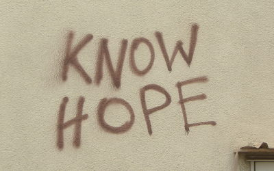 Is there a reason to be hopeful?
