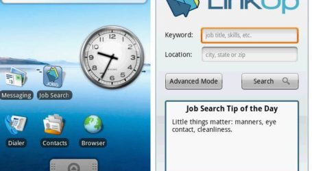 Android Application for Job Seekers