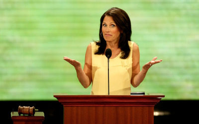Should Michele Bachmann Run for President?